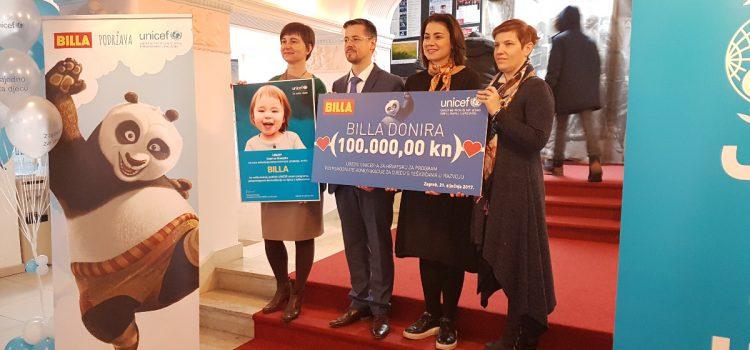 BILLA i UNICEF zajedno za potpomognutu komunikaciju i djecu s teškoćama u razvoju