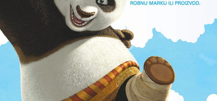 Kung Fu Panda u kinu Tuškanac
